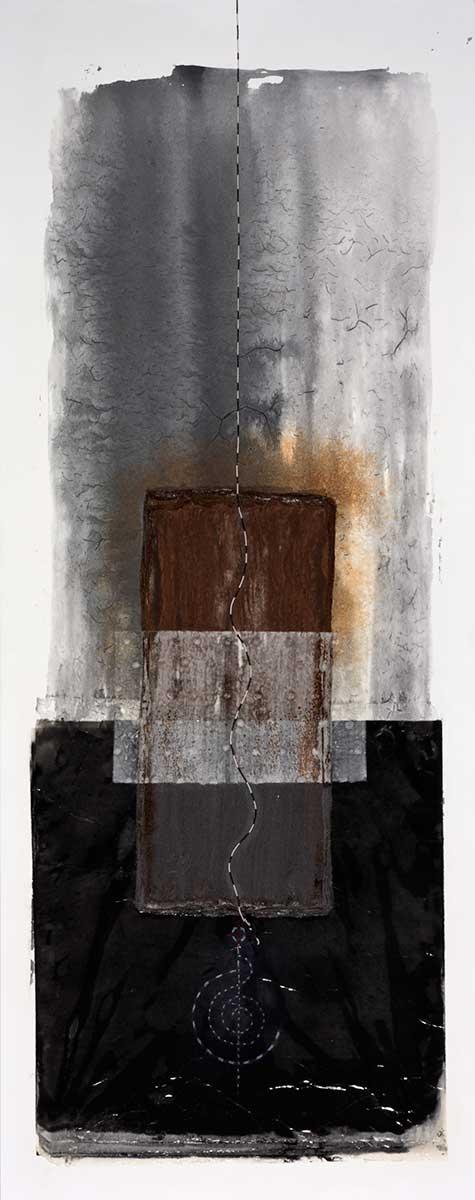 Mixed Media Painting by Glenn Carter, Artist
