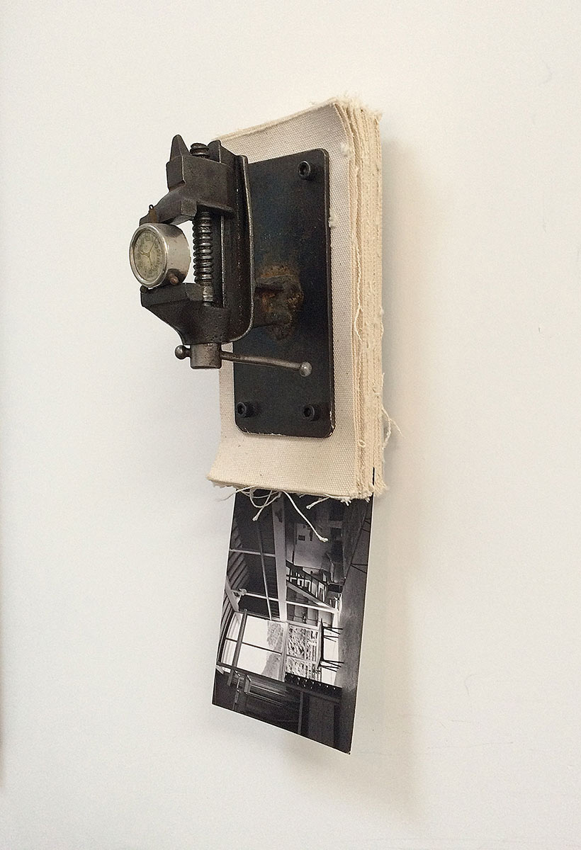 Found Object Art by Glenn Carter, Artist