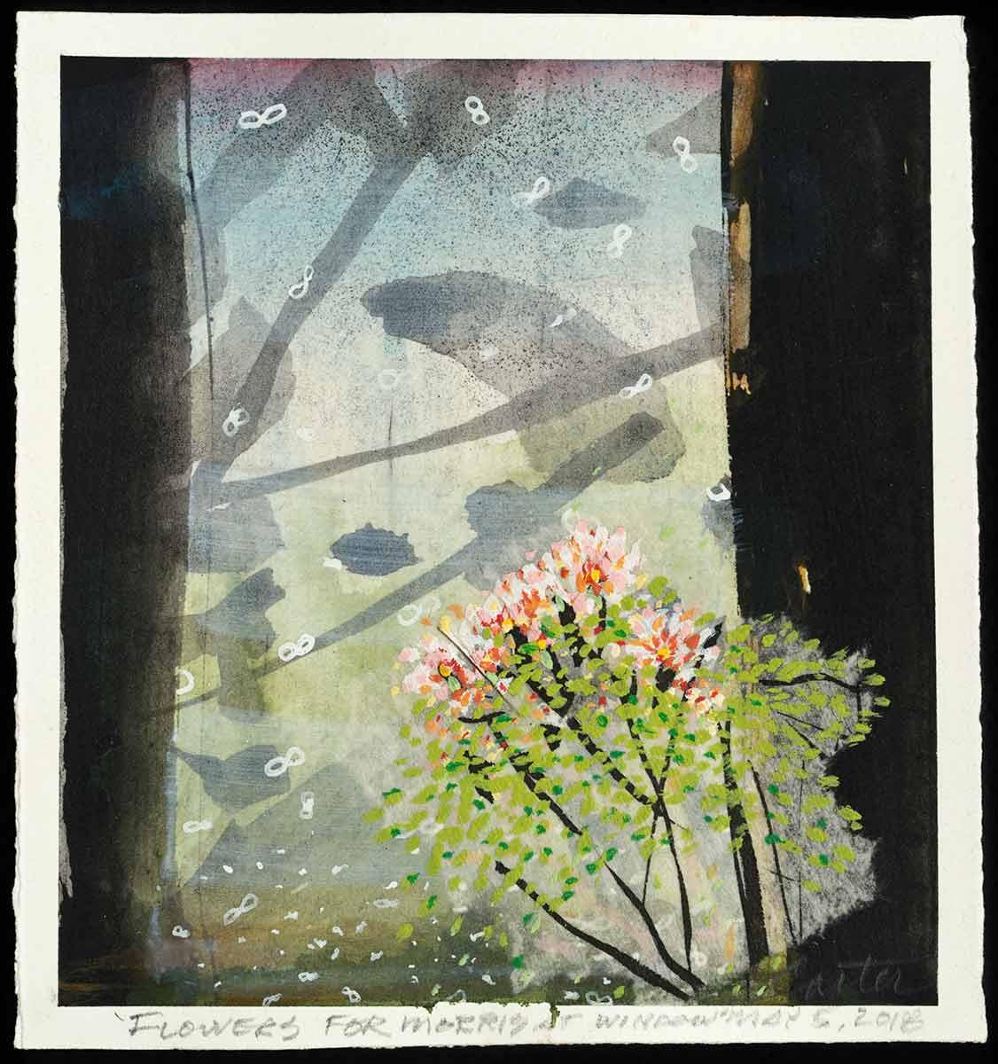 Painting by Glenn Carter, Artist