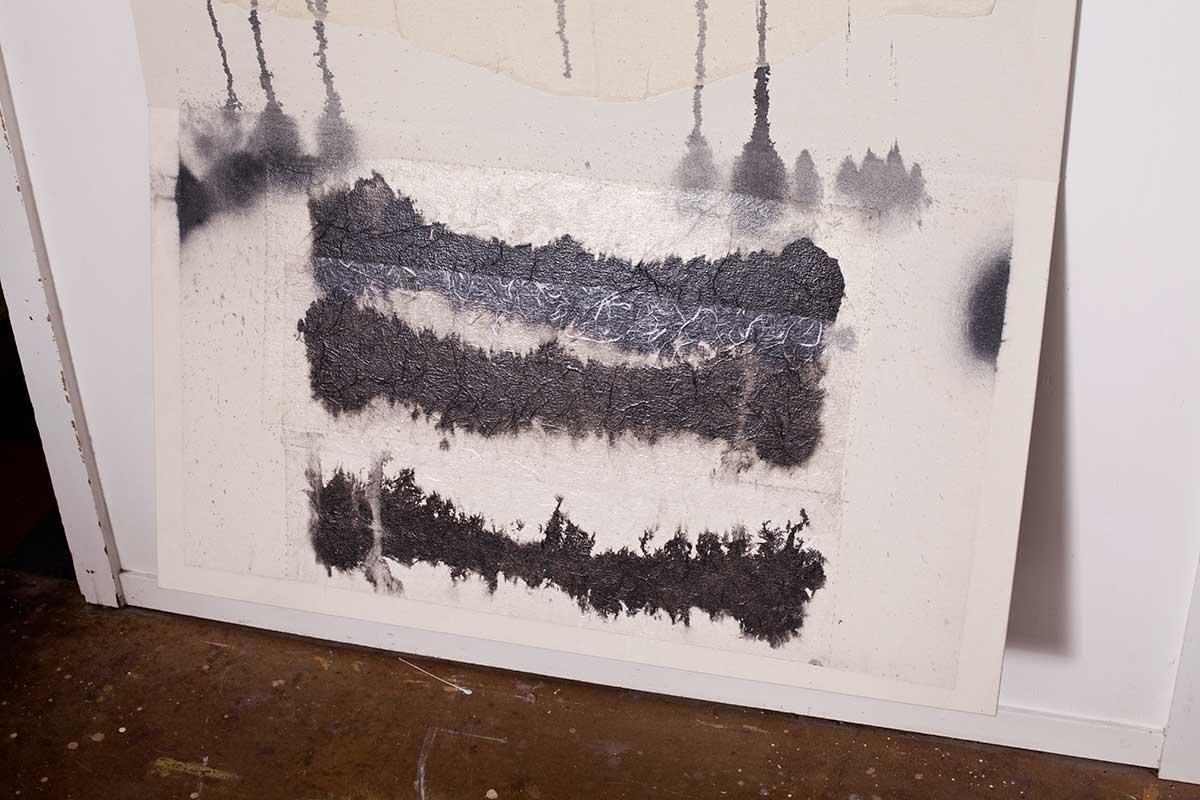 Wall Assemblage Art by Glenn Carter, Artist