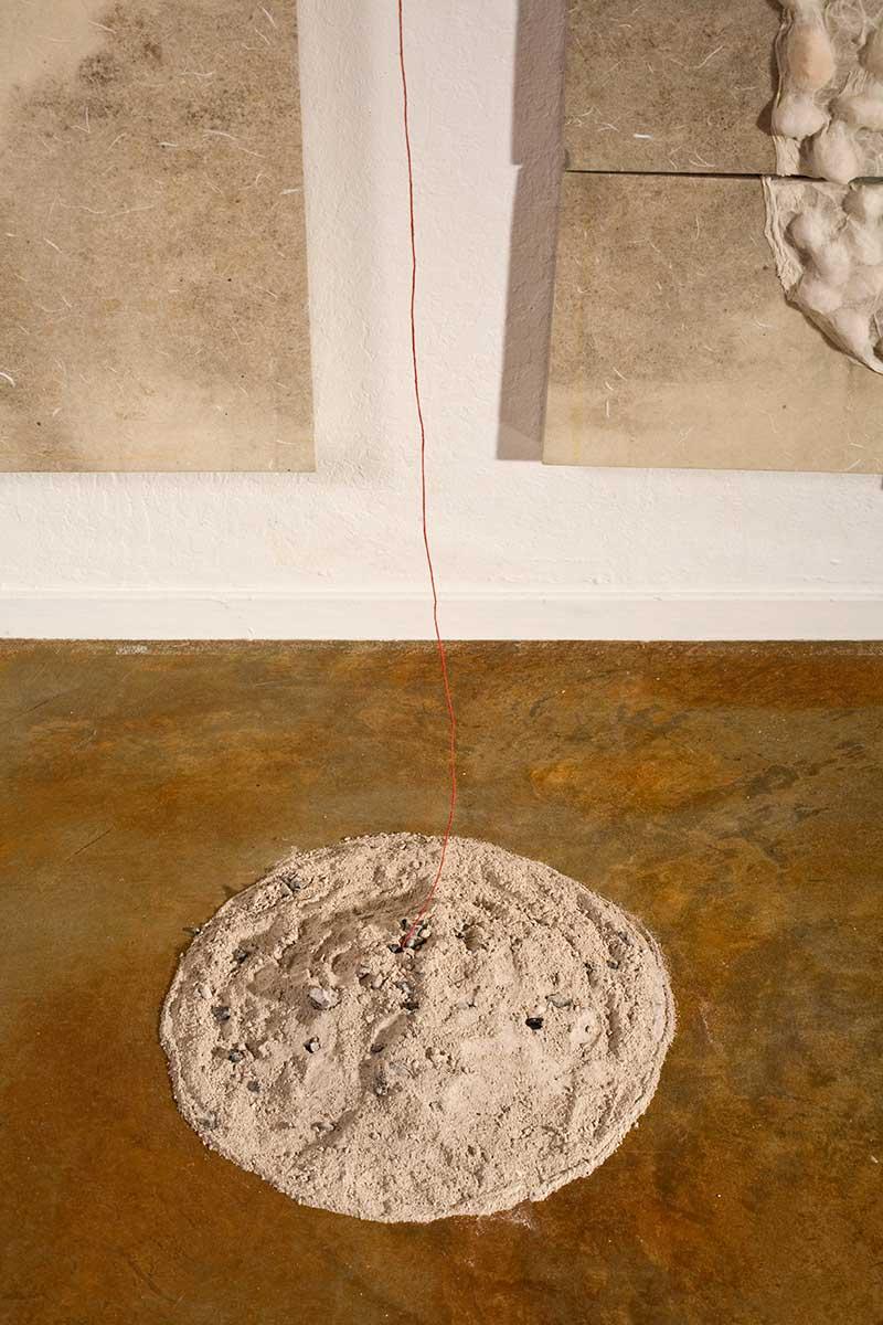 Installation Art by Glenn Carter, Artist