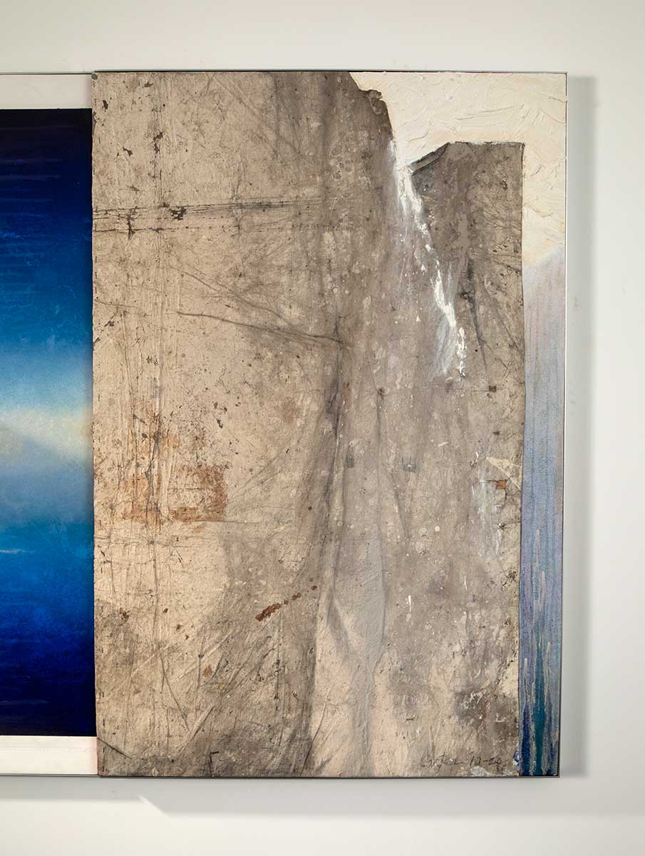 Studio Works: A Mystic Passage (Detail) 1996-2021