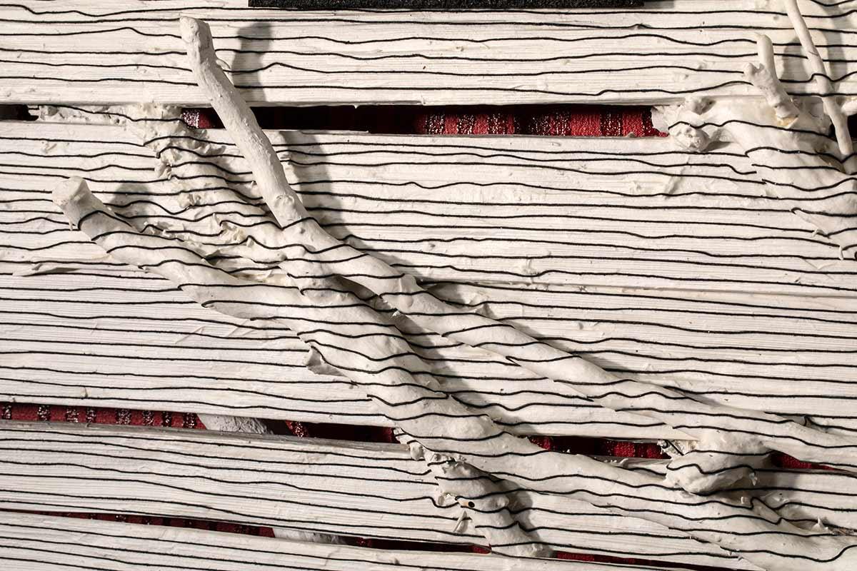 Studio Works: Altar of Medusa (Detail) 2014-2021